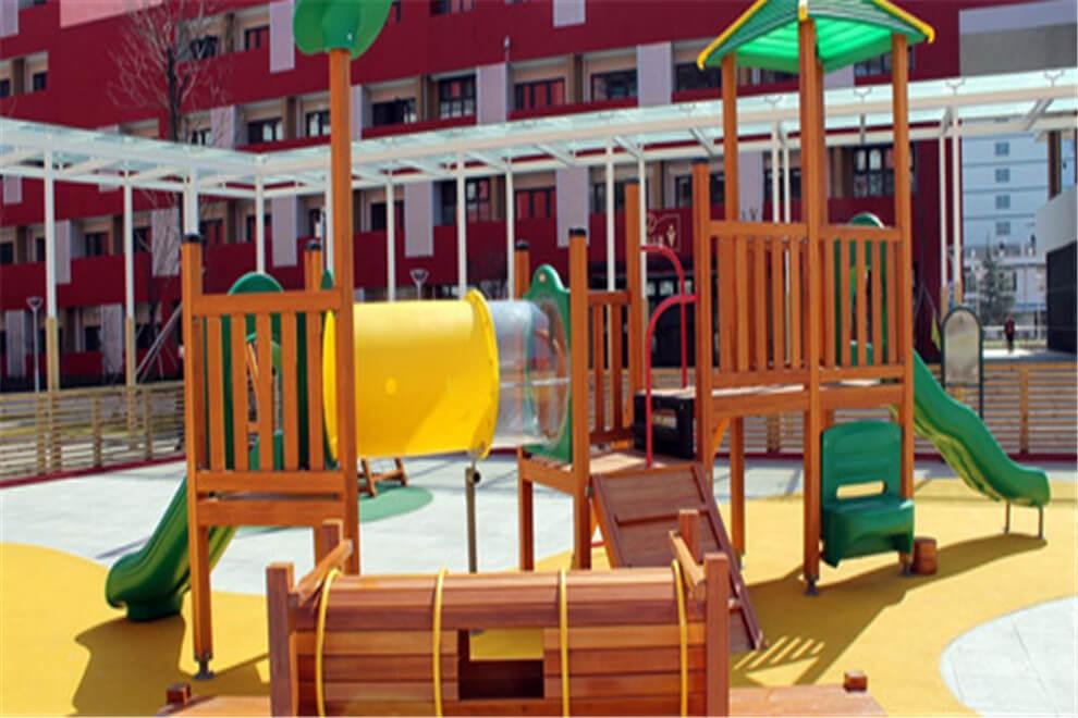 宁波国际学校运动设施图集