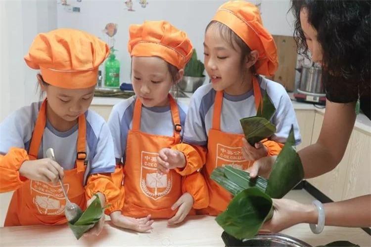 深圳市宝安区中英公学端午节活动图集