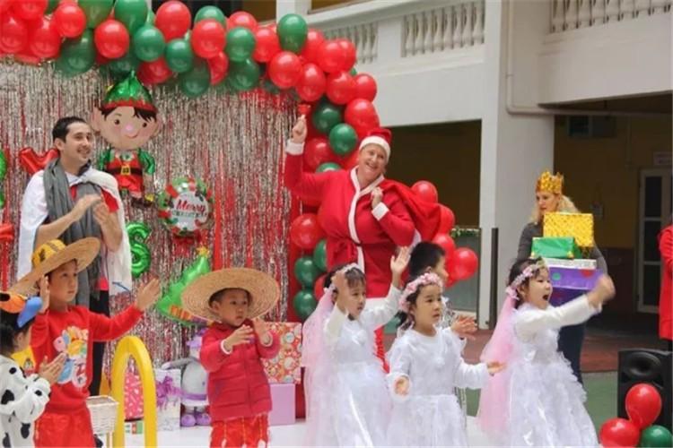 深圳市宝安区中英公学幼儿部新年文化周图集