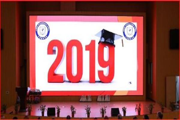 宁波国际学校毕业典礼活动图集