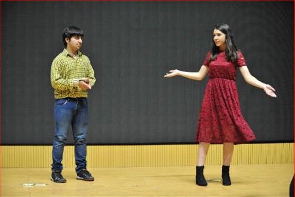 宁波国际学校戏剧之夜活动图集