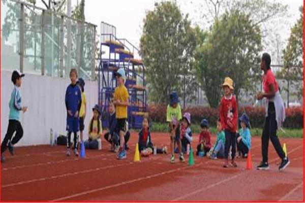 宁波国际学校体育活动图集