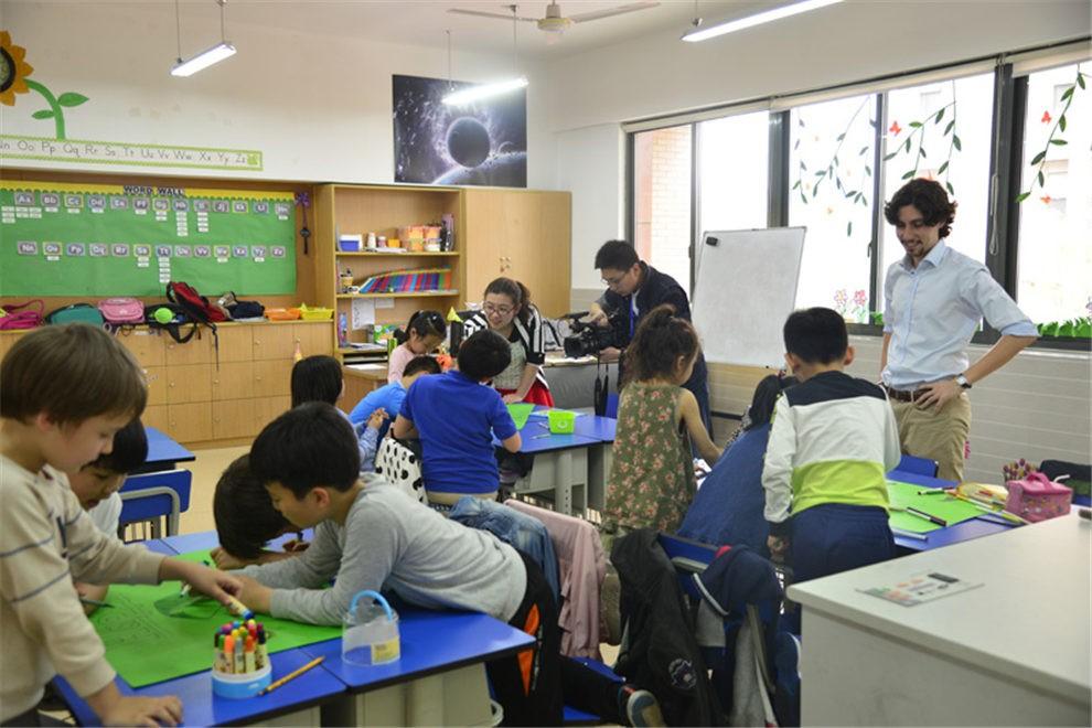 无锡国际学校地球日活动图集