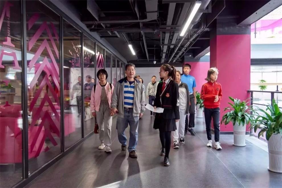广州梅沙黑利伯瑞书院校园开放日活动图集