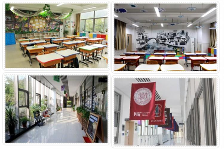 宁波滨海国际合作学校教室图集