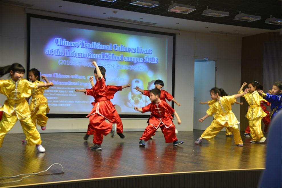 无锡国际学校组织中华传统文化活动图集