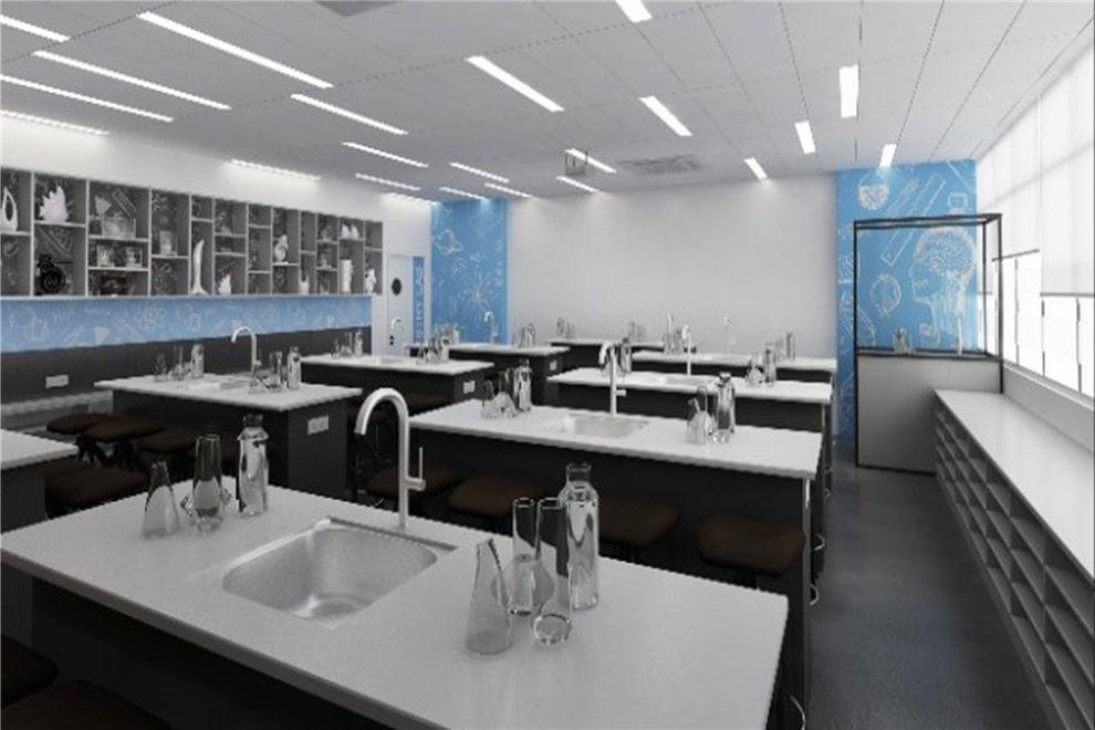 中黄书院美国GIA国际高中化学实验室图集