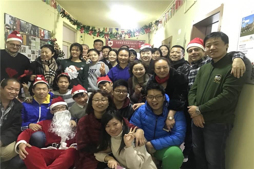 天津大学哈珀国际教育圣诞节活动图集