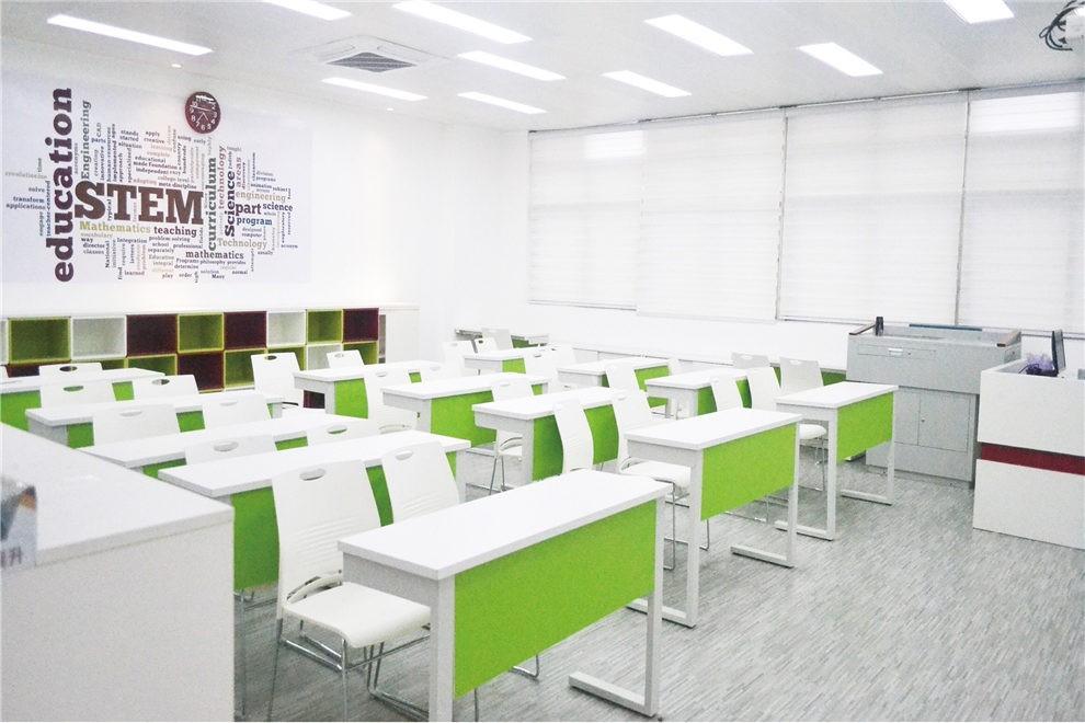 中黄书院美国GIA国际高中教室图集