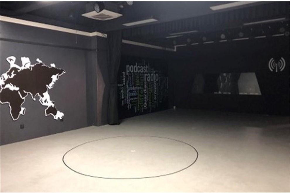 中黄书院美国GIA国际高中戏剧课室图集