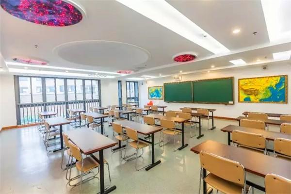 马可波罗国际教育学校教室图集
