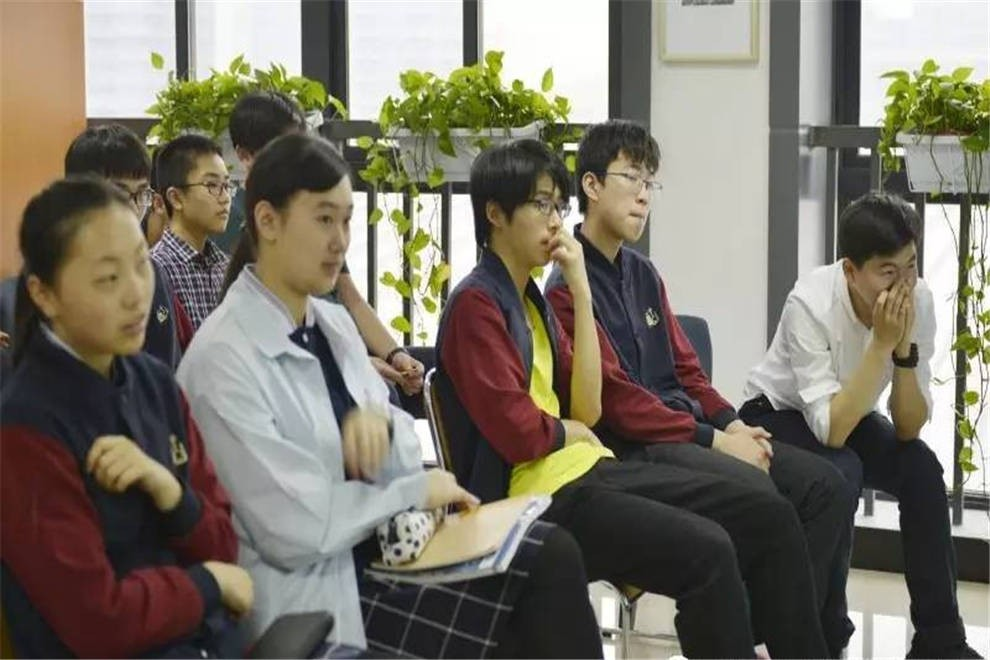 马可波罗国际教育学校升学规划讲座图集