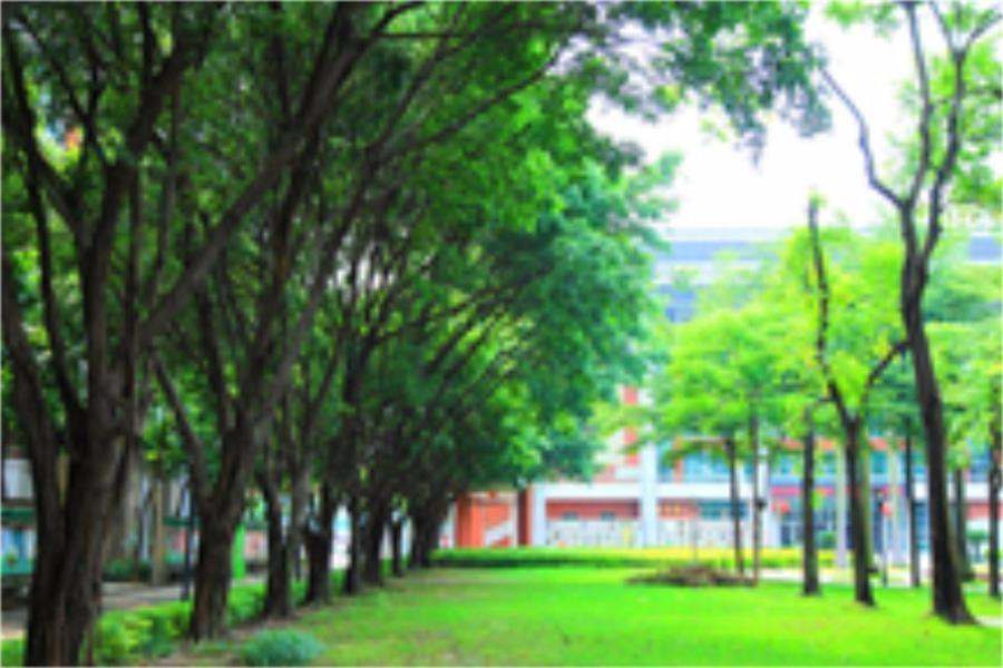 广东实验中学国际课程高中校区校园风景图集