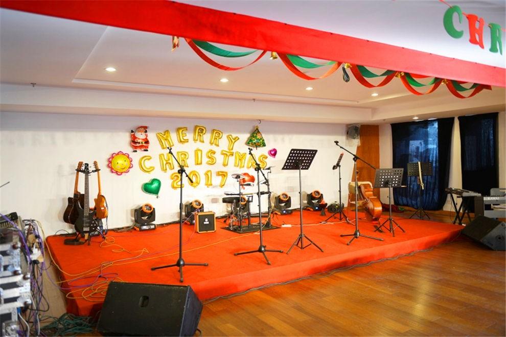马可波罗国际教育学校圣诞节活动图集