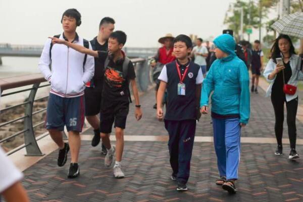 深圳博纳国际学校远足活动图集