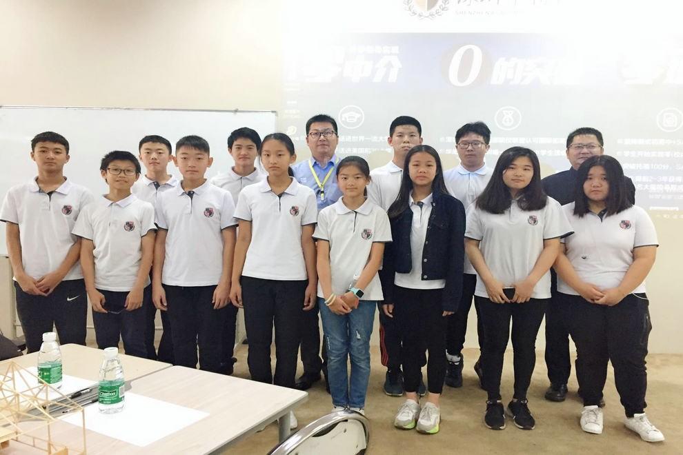 深圳博纳国际学校开放日图集