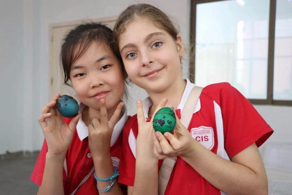 广州加拿大国际学校活动图集