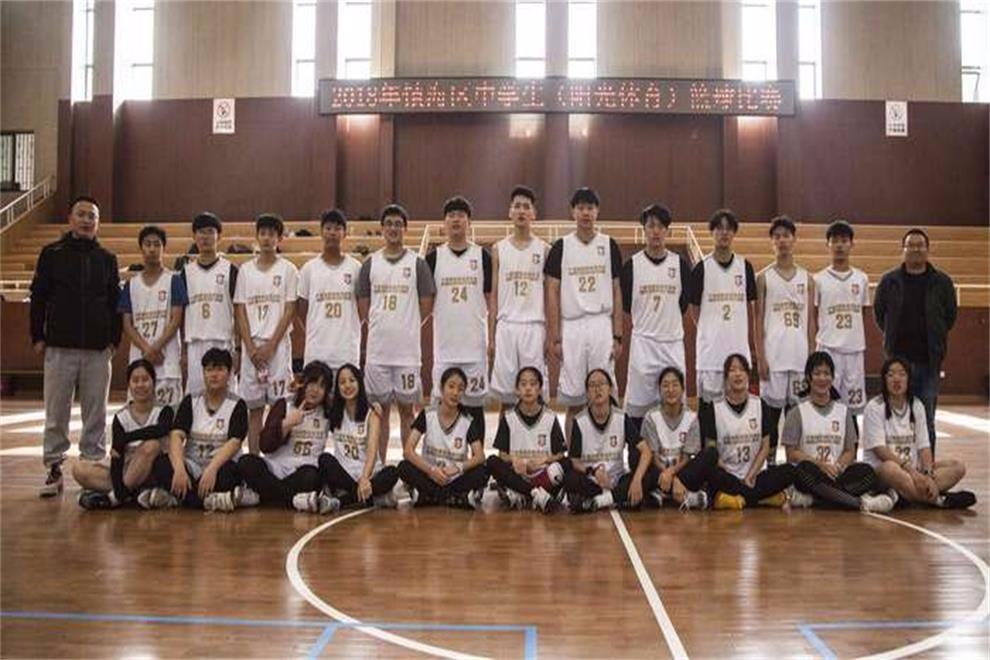 宁波赫威斯肯特学校篮球比赛图集