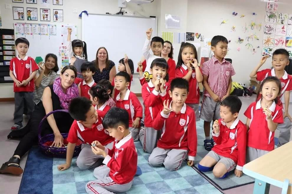 广州加拿大国际学校复活节活动图集