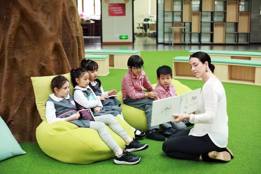 广州加拿大国际学校教学环境图集