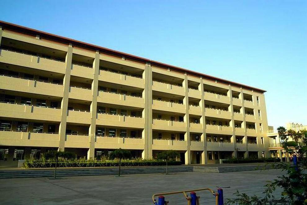 唐山市第一中学中加国际班教学楼图集
