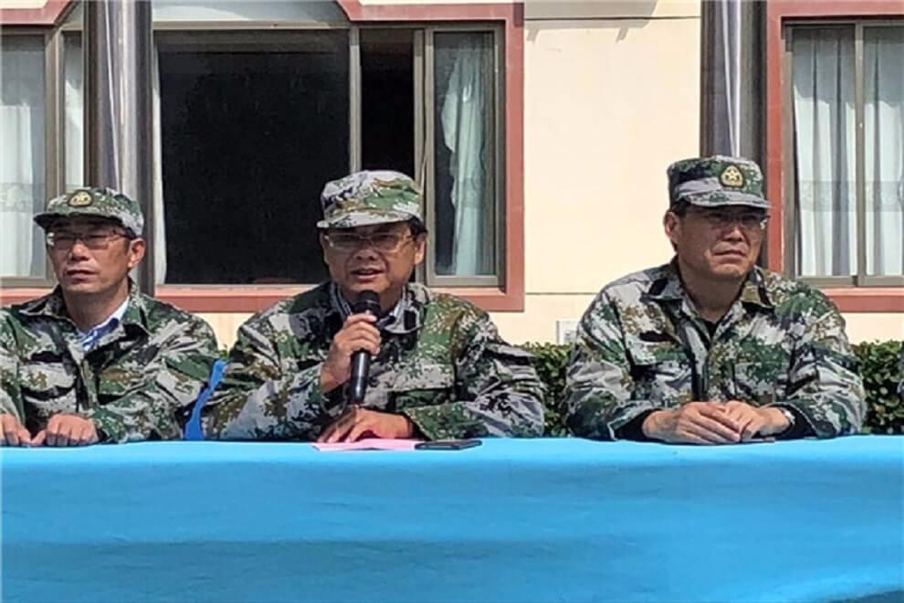 连云港外国语学校国际部素质训练活动图集