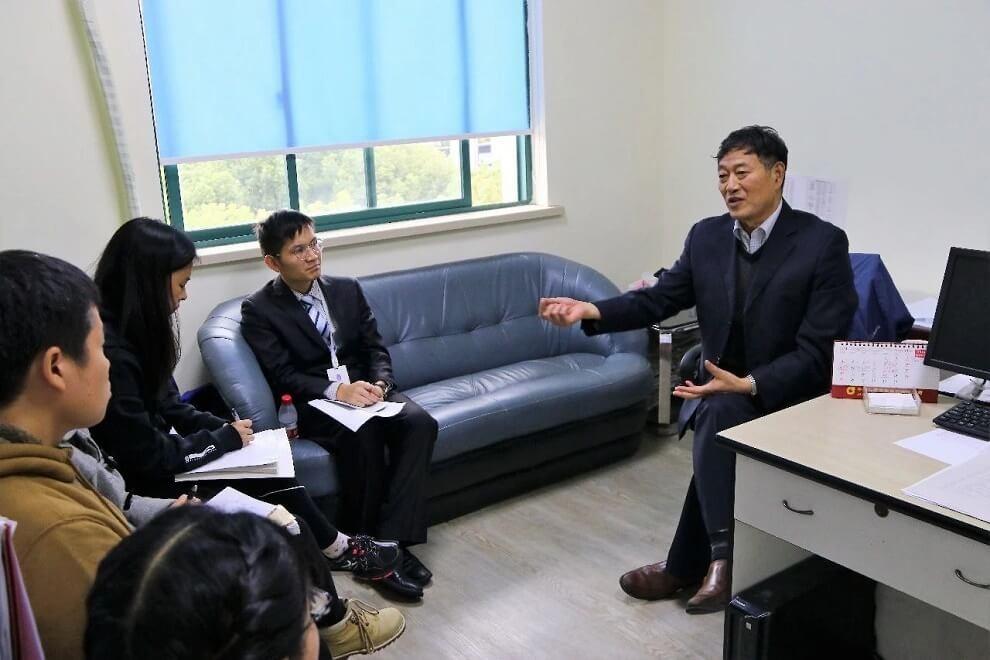 上海市燎原双语学校高中青年教师教学大奖赛活动图集