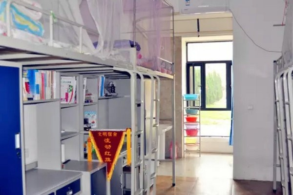 西安博爱国际学校寄宿环境图集