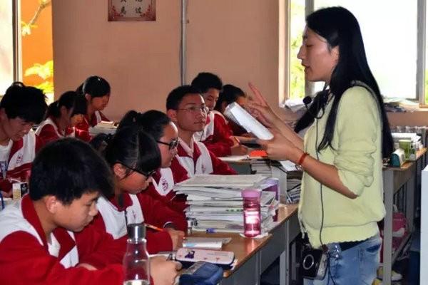西安博爱国际学校课堂教学图集
