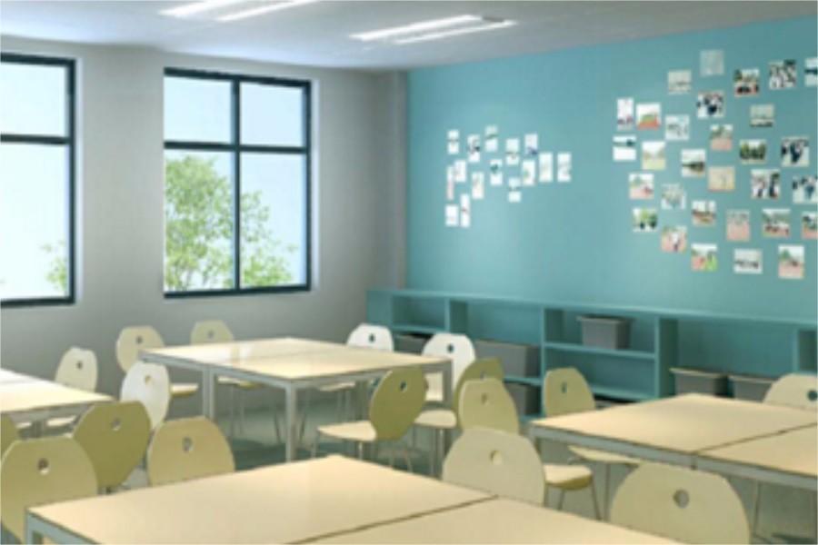 宁波市奉化区诺德安达学校教学设备图集