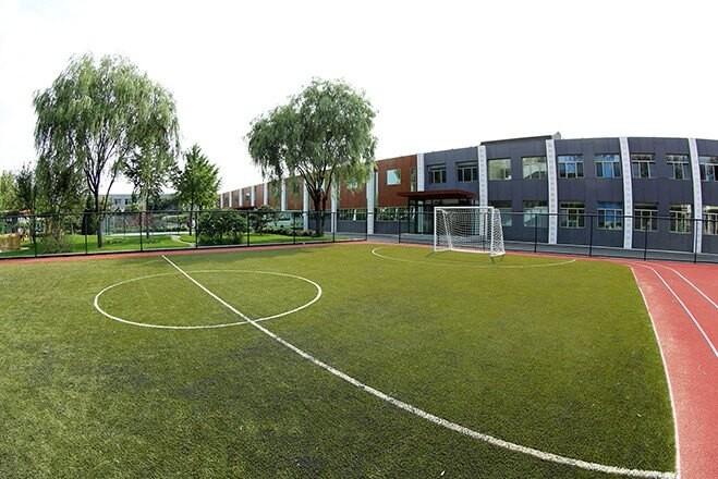 北京世青国际学校校园风景图集
