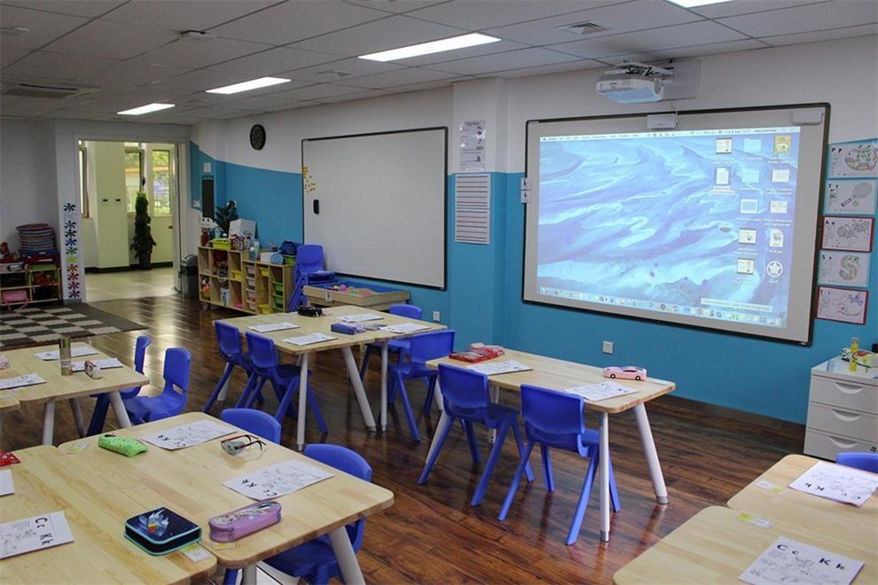 北京世青国际学校教室图集