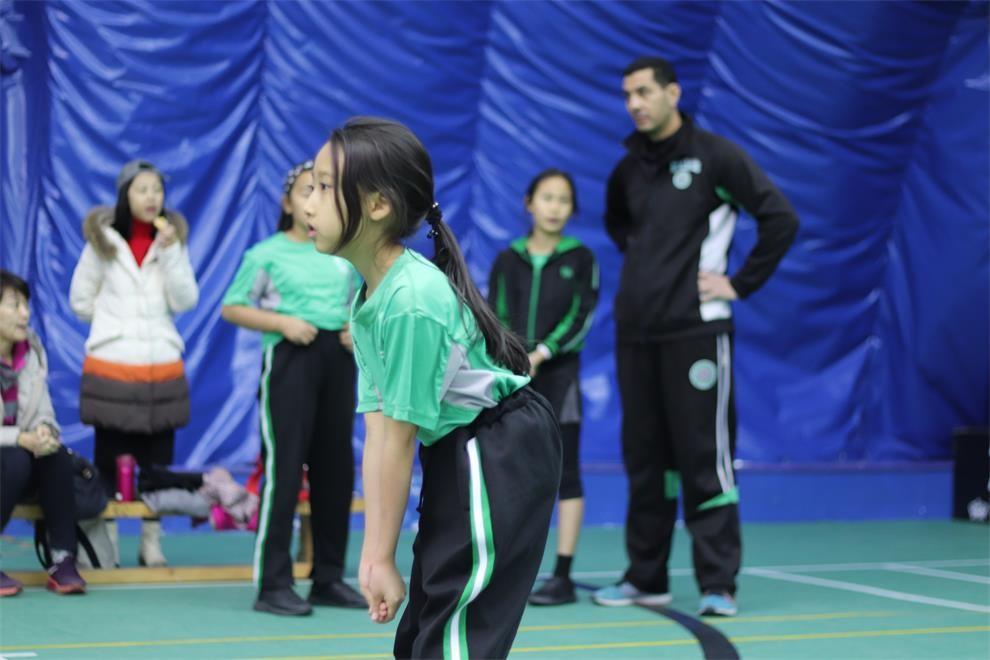 北京世青国际学校狼队体育赛事图集