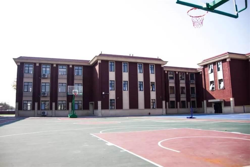 天津格瑞思学校体育场地图集