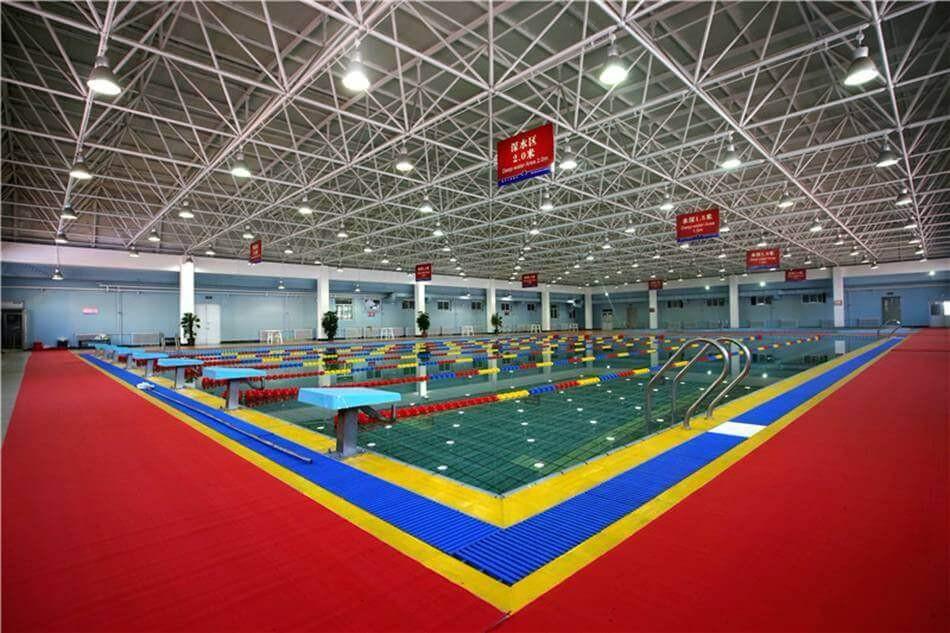 北京王府学校运动场所图片05