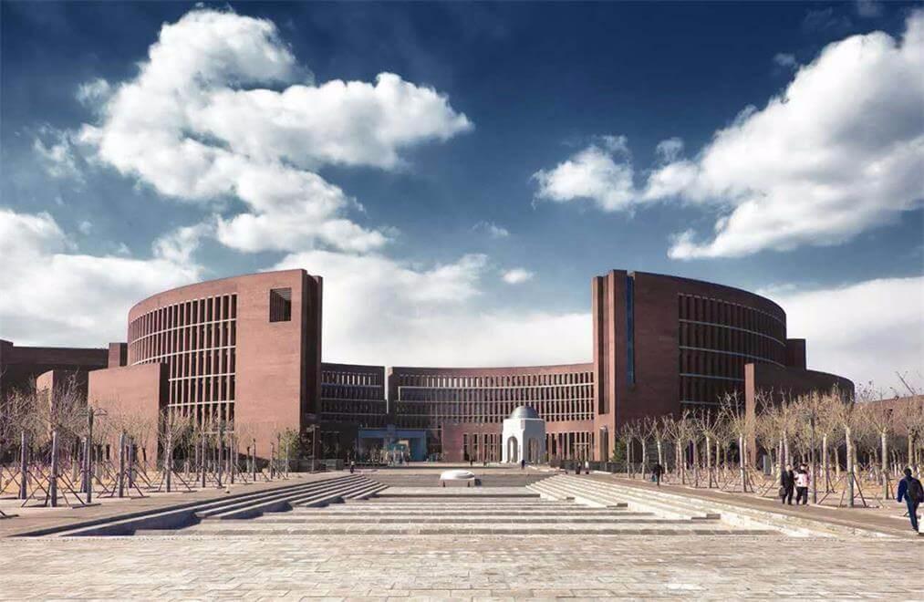 天津大学A-Level国际教育中心校园建筑图集