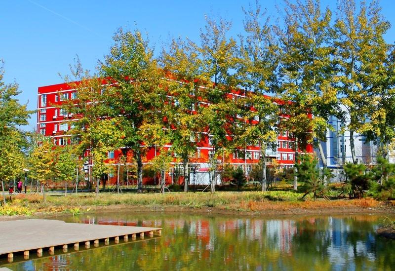 新东方国际双语学校校园风景图集