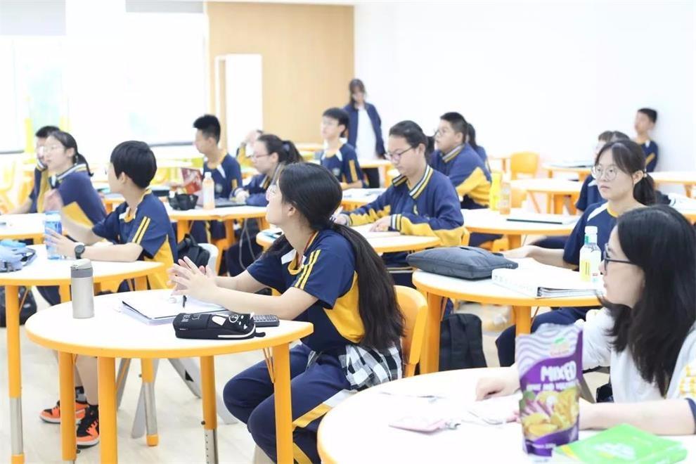 新东方国际双语学校联合授课活动图集