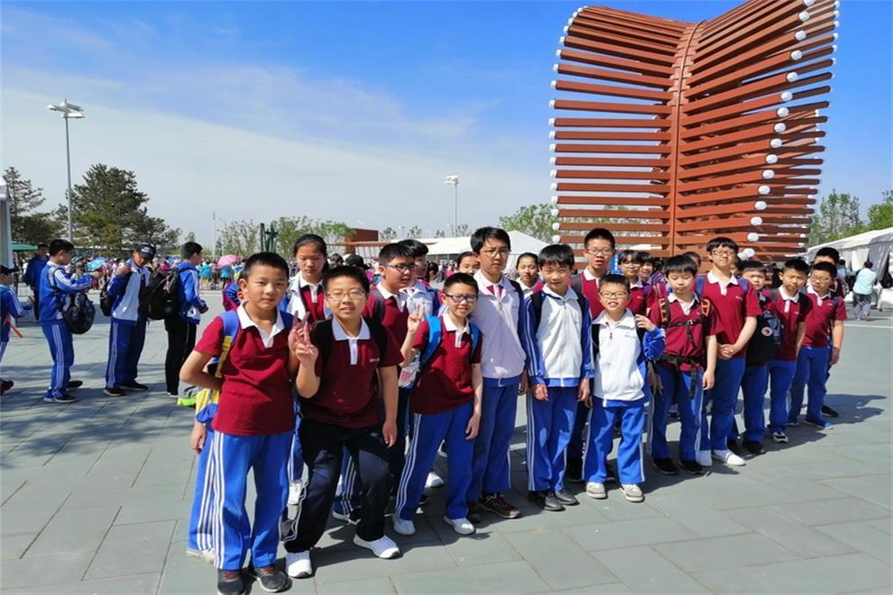 北京拔萃双语学校社会实践活动02