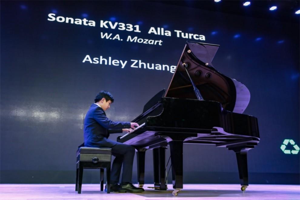 北京海淀凯文学校钢琴音乐会02