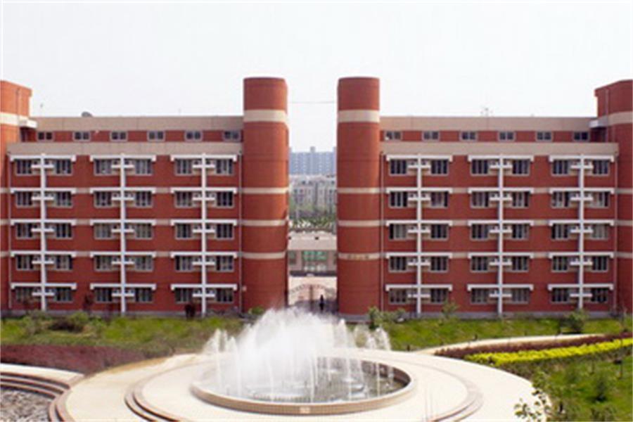 阳光情国际学校校园景色图集