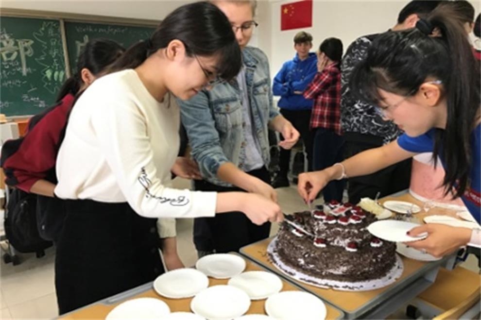 北京师范大学附属中学国际部生日庆祝会03