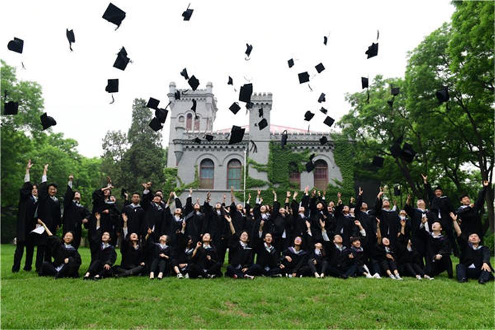 北京潞河国际教育学园毕业典礼图集