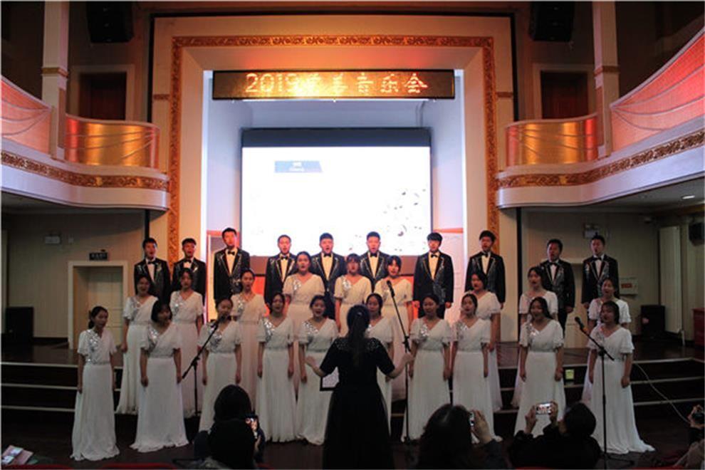 潞河国际教育学园慈善音乐会图集
