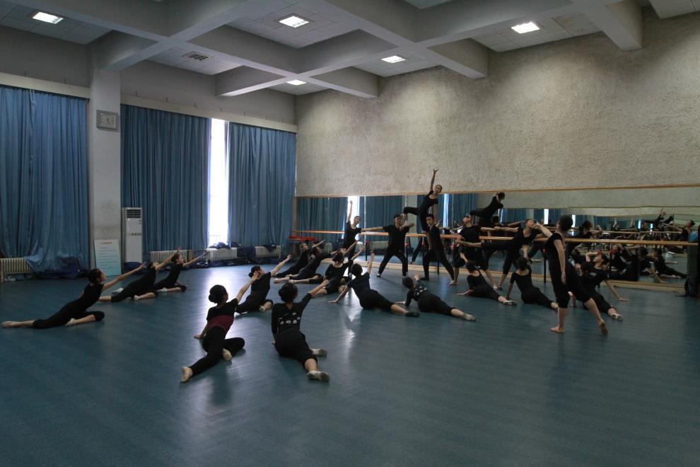 北京市八一学校国际部学习设施图集