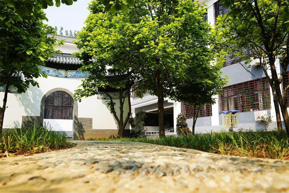 北京市八一学校国际部夏季美景图集