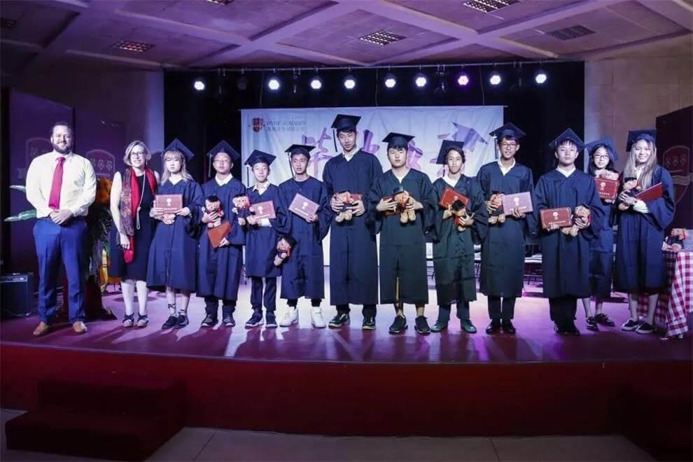 海德京华国际双语学校毕业典礼图集
