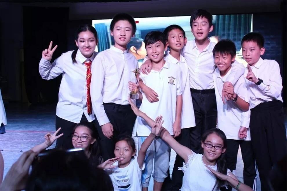 美国威力塔斯学校北京校区暑期集训营图集