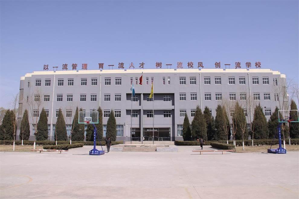 北京博文学校芯博雅实验校区校园景观图集