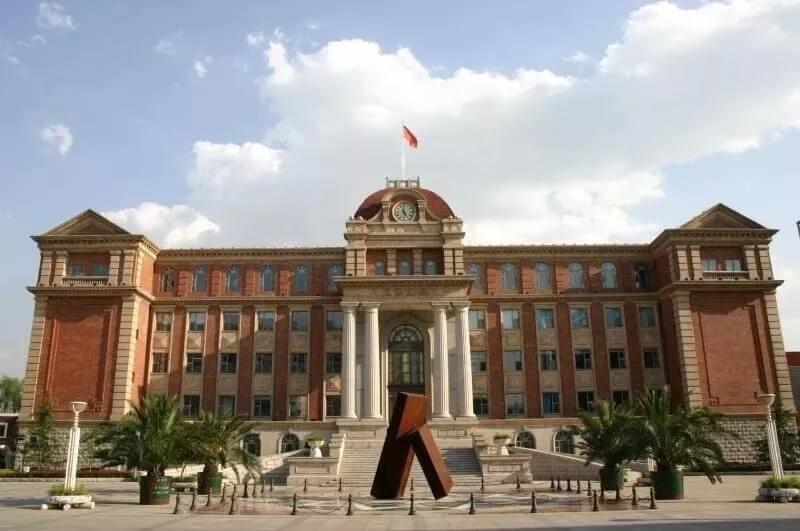天津市实验中学国际部校园景观图片01